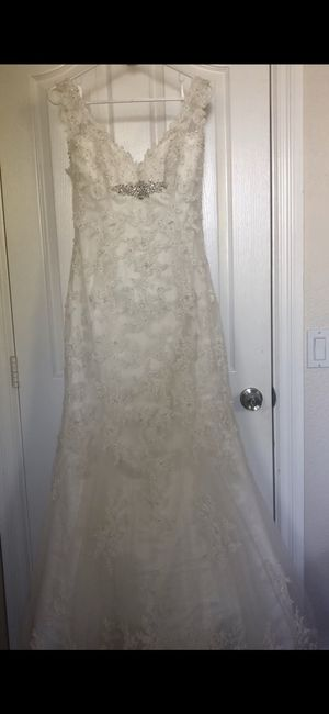 Sophia Tolli Wedding Dress for Sale in Riverside, CA