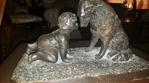 Signed Bronze for Sale in West Palm Beach, FL