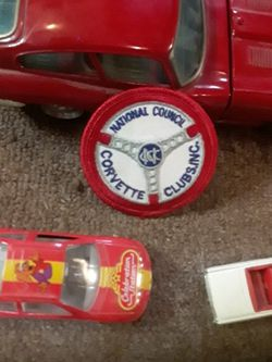 Die Cast Corvette With Patch for Sale in New Port Richey,  FL