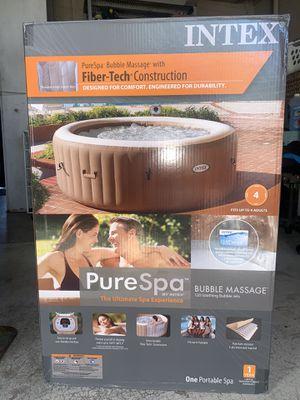 Intex PureSpa Inflatable Hot Tub for Sale in Phoenix, AZ
