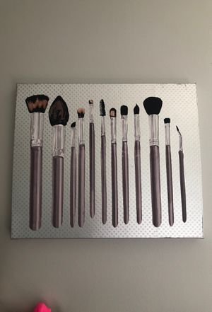 Makeup Brush Canvas for Sale in Parkville, MO