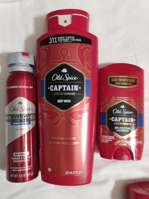 Old Spice hygiene products $12 for Sale in Anaheim, CA