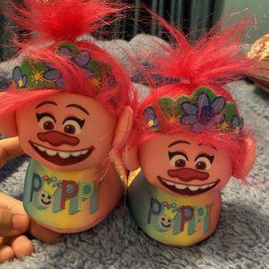Trolls Poppy Girls Infant Baby Slippers for Sale in Menifee, CA