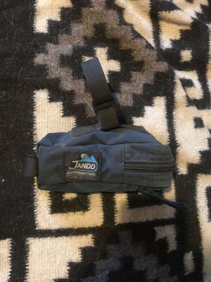 Jandd mountaineering bike seat bag for Sale in Bend, OR
