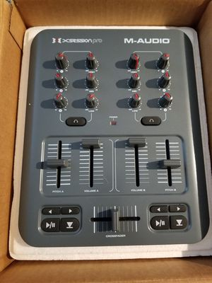 M-Audio XSession Pro Torq Mixlab Digital DJ for Sale in Fullerton, CA