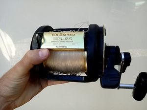 2 speed reel $225 for Sale in Pismo Beach, CA