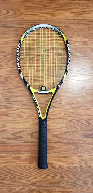 Like new Dunlop tennis racquet for Sale in Rockville, MD
