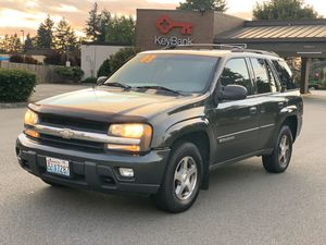 2003 Chevy Trail Blazers for Sale in Tacoma, WA