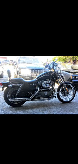 2003 Sportster 883 HD 100th Anniversary for Sale in Newark, CA