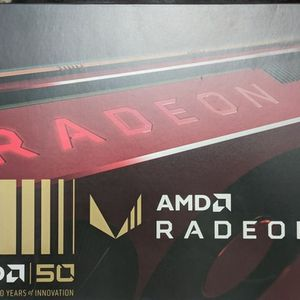 AMD RX Radeon VII 16GB 50th anniversary edition HBM2 Mining Gaming Graphics card for Sale in Hialeah, FL