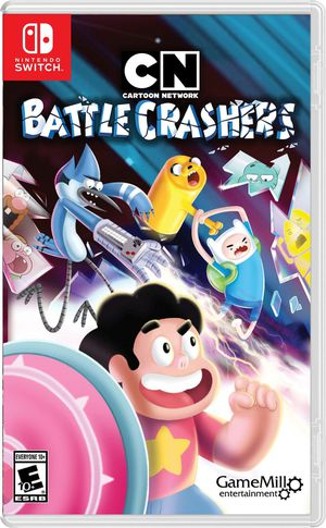 Cartoon Network Battle Crashers for Nintendo Switch for Sale in Apple Valley, CA