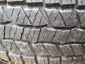 265 75 R16 all terrain truck tires $350 for Sale in Tacoma, WA