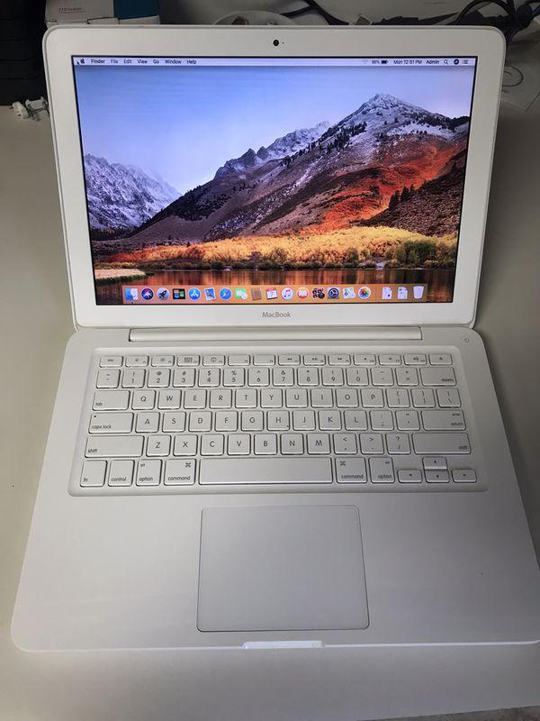 MacBook 13 inch Late 2009