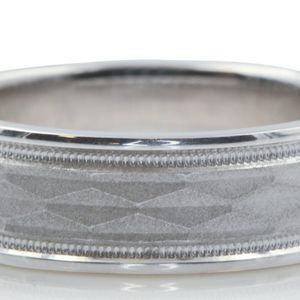 9840 MENS WEDDING RING BAND 14K GOLD NO DIAMOND 7.15MM 9.2GRAMS for Sale in Beverly Hills, CA