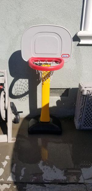 Little Tykes Basketball Hoop for Sale in Long Beach, CA