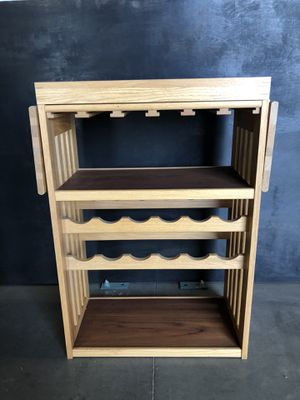 Wooden Bar Cart for Sale in Corona, CA