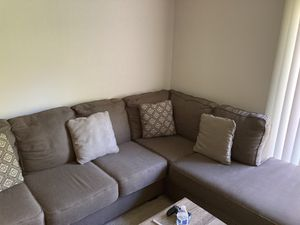 """Couches """"brown"""" for Sale in Lynnwood, WA"""
