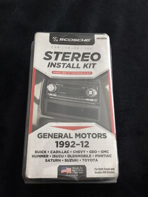 Scosche Stereo Install kit GM for Sale in Ontario, CA