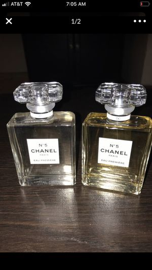 Chanel No.5 and Chance / good girl gone bad by kilian for Sale in Los Angeles, CA