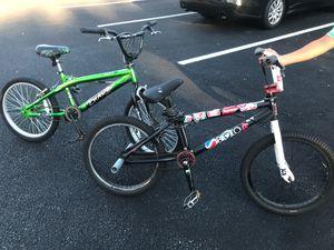 2 BMX Bikes|$30.00 each| for Sale in Greenbelt, MD