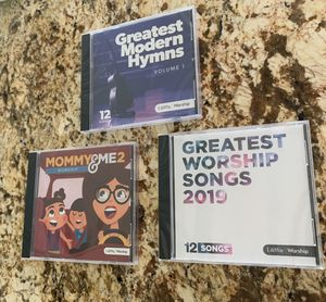 Brand New Worship CD's 2019 for Sale in Yorba Linda, CA