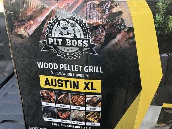 Pit Boss Austin XL pellet grill