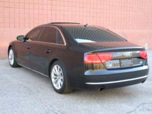 NonSmoker 2011 Audi A8L for Sale in Dallas, TX