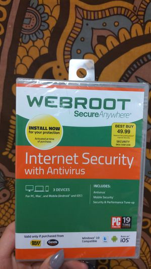 Internet Security with Antivirus for Sale in Modesto, CA