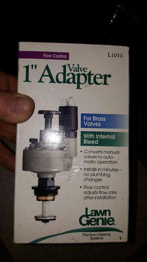 New lawn genie sprinkler valve for Sale in Kearns, UT
