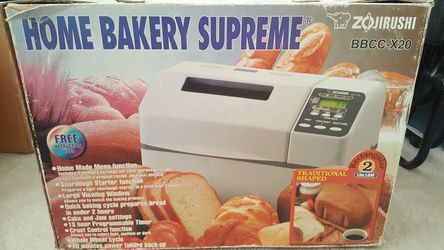Brand new Zojirushi bread maker for Sale in Pflugerville,  TX