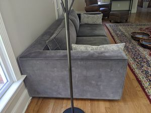 Extra long Restoration Hardware Couch for Sale in Princeton, NJ