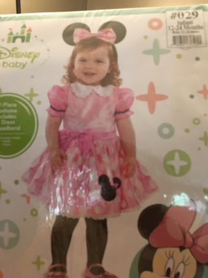 Minnie Mouse costume for Sale in Dundalk, MD