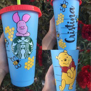 Custom Starbucks Color Changing Tumbler Cup for Sale in San Dimas, CA