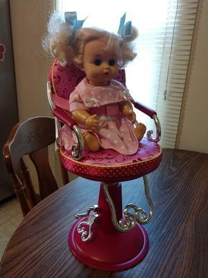 Doll saloon chair for Sale in Wichita, KS
