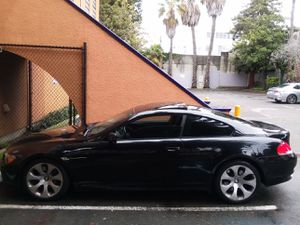 2008. BMW 650i. Loaded panoramic roof. Good condition for Sale in Berkeley, CA