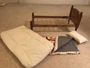 American Girl /Rope Bed for Sale in Fairfax Station, VA