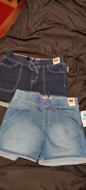 Girl shorts size L (14) for Sale in Stockton, CA