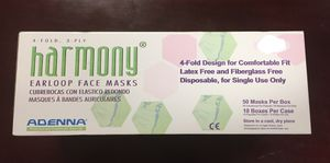 Case of Harmony Face Mask Pink for Sale in Los Angeles, CA
