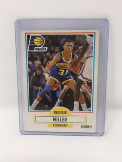 Reggie Miller Fleer 1990 for Sale in Claremont,  CA