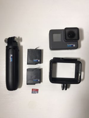 GoPro hero 6 black for Sale in New Port Richey, FL