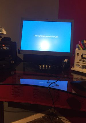 Brand new Lenovo all in one computer w keyboard and mouse for Sale in Castro Valley, CA