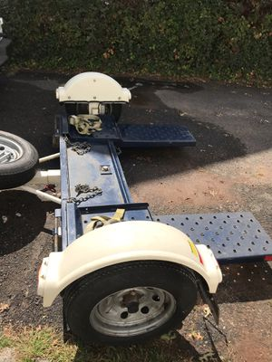 Master tow dolly for Sale in Passaic, NJ