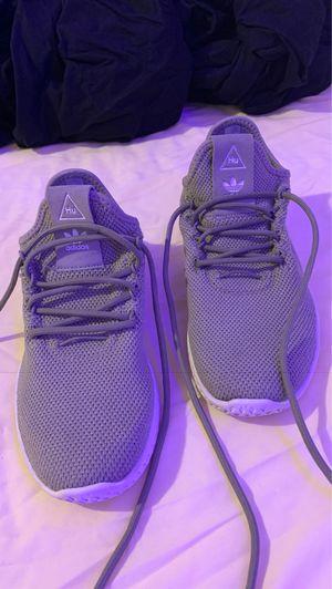 Original Adidas X Pharrell Williams Tennis Hu size 4 (6 in womans) for Sale in Lynnwood, WA