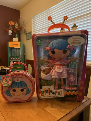 2014 Lalaloopsy Large Rosy Bumps 'N' Bruises Doll - New for Sale in Sacramento, CA