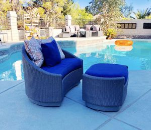 Outdoor patio furniture... for Sale in Las Vegas, NV