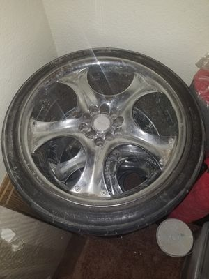 "19"" rims .. for Sale in San Francisco, CA"