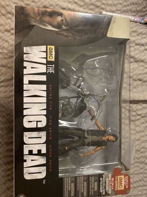 The walking dead action figures for Sale in Los Alamitos, CA