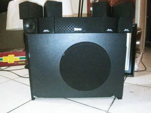Home speakers 6pc set for Sale in Tampa, FL