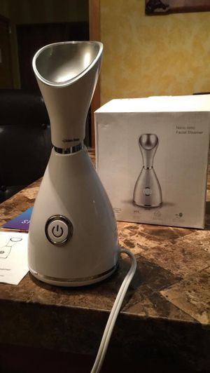Nano ionic facial steamer for Sale in Hubbard, OR