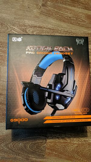 Pro Gaming Headset, Brand New in box for Sale in Kirkland, WA